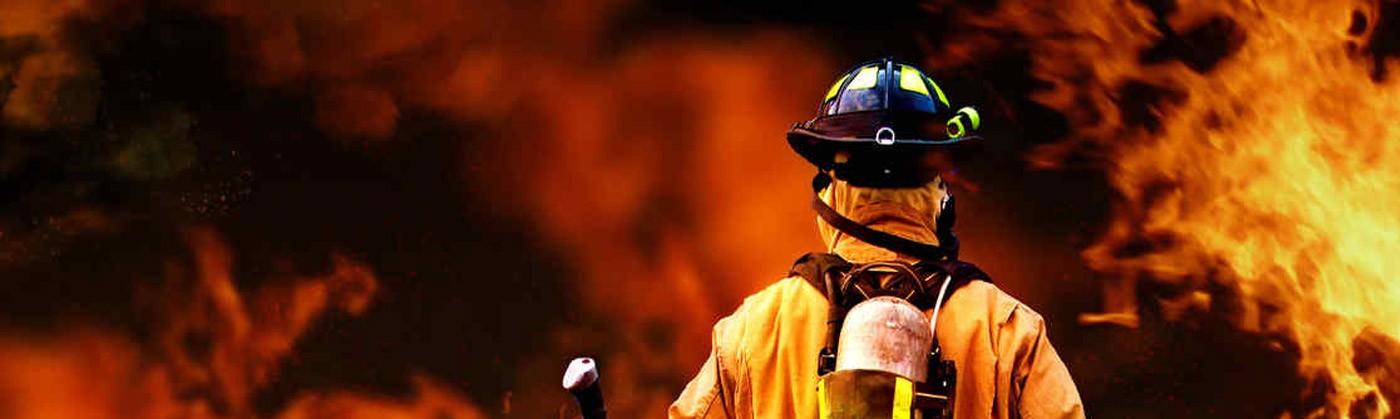 Tratamiento por siniestro de incendios