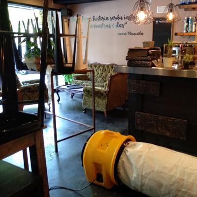 Desinfección de restaurantes y establecimientos de hostelería